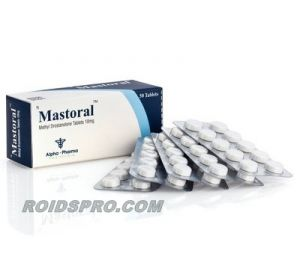 Mastoral for sale | Methyl Drostanolone 10mg x 50 tablets | Alpha Pharma
