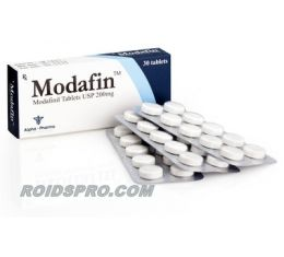 Modafin for sale | Modafinil 200 mg x 30 tablets | Alpha Pharma Healthcare