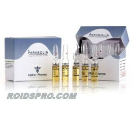 Parabolin for sale | Trenbolone Hexa 76.5 mg/ml | 5 amps Alpha Pharma