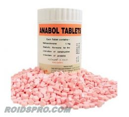 Anabol 5 for sale | Methandienone 5 mg x 1000 tablets | British Dispensary