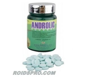 Androlic for sale | Anadrol - Oxymetholone 50 mg x 100 tablets | British Dispensary