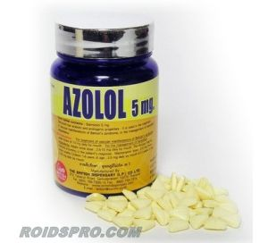 Azolol for sale | Stanozolol 5 mg x 400 tablets | British Dispensary