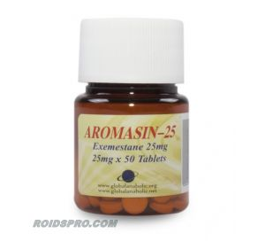 Aromasin-25 for sale | Exemestane 25 mg x 50 tablets | Global Anabolic
