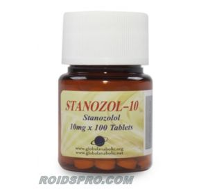 Stanozol-10 for sale | Stanozolol 10 mg x 100 tablets | Global Anabolics