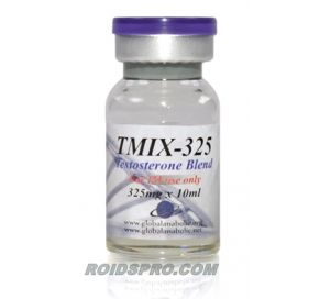 TMIX-325 for sale (Testosterone Blend 325 mg per ml x 10ml