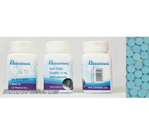 Danabol LA for sale | Dianabol 10mg x 500 tablets | LA Pharma