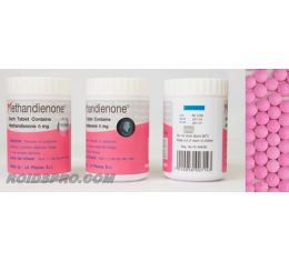 Methandienone for sale | Dianabol 5 mg x 1000 tablets | LA Pharma