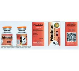 Primabolan 100 for sale | Primobolan - Metenolone Enanthate 100mg/ml 10ml vial | LA Pharma