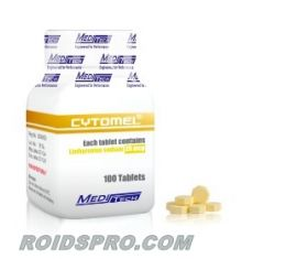 Cytomel for sale | T3 Liothyronine 20 mcg x 100 tablets | Meditech