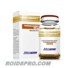 Tren-Depot for sale | Trenbolone Enanthate 200 mg/ml x 10ml Vial | Meditech