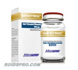 Winstrol for sale | Stanozolol injection 100 mg/ ml x 10ml Vial | Meditech