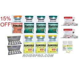 Best slimming steroid cycle for sale | Masteron + Stanozolol 100 | SAVE 15% roidspro.com