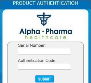 Alpha Pharma steroids authenticity check