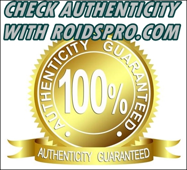 Steroids authenticity check roidspro.com